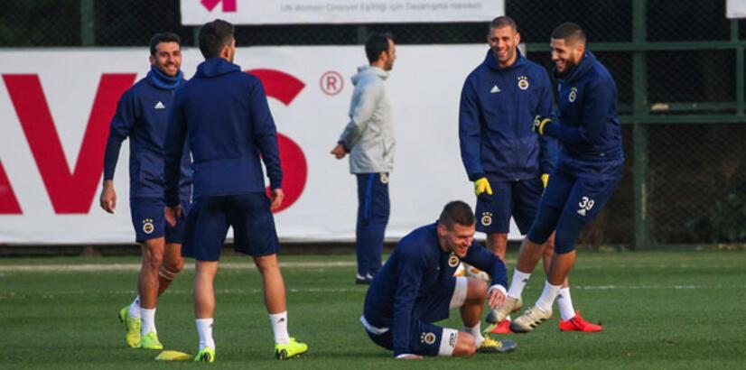 Fenerbahçe, Zenit maçına hazır