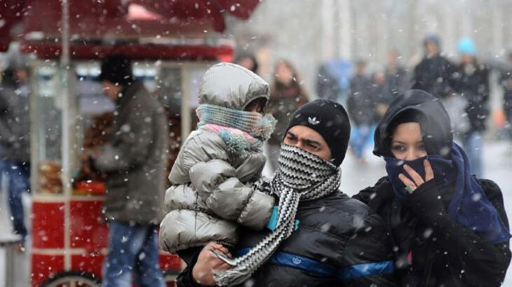 Son dakika: Meteoroloji'den İstanbul için flaş uyarı! Bir anda düşecek...