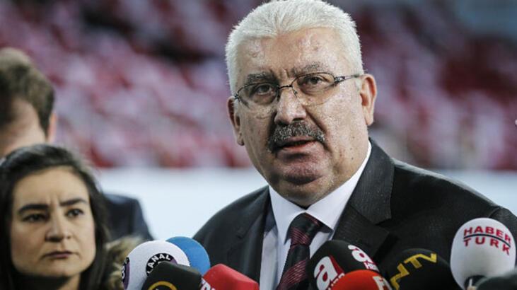 MHP'li Yalçın: Şer ittifakının ön plana çıktığı her ili tekrar değerlendireceğiz