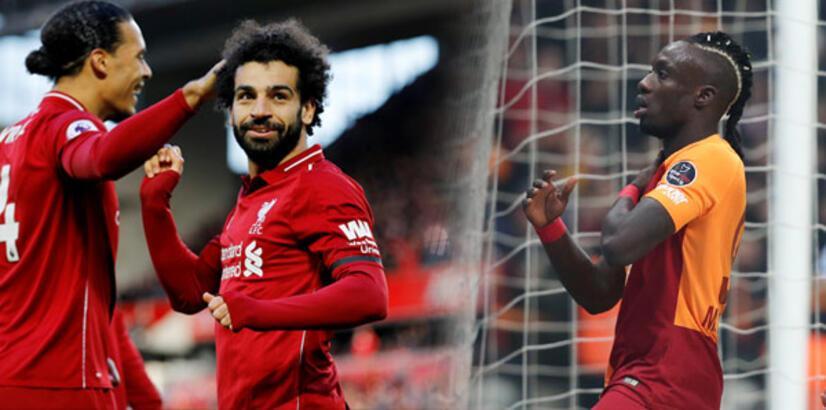 Galatasaray, iç saha performansında Liverpool'la yarışıyor
