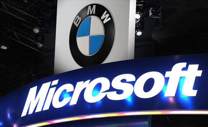 BMW ve Microsoft'tan işbirliği