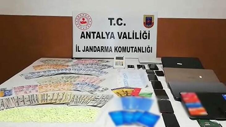 Alanya'da yasa dışı bahis operasyonu: 11 gözaltı