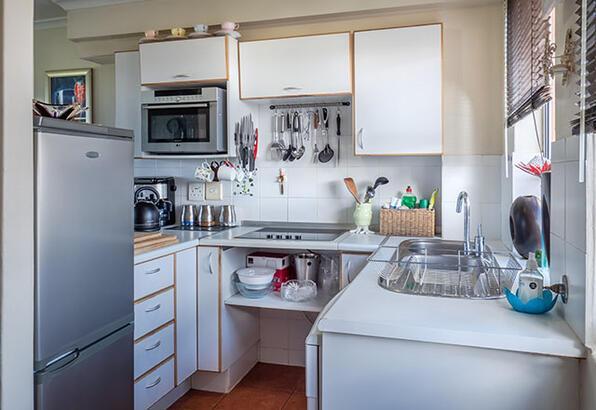 Evinizde mutfak ünitesi yapmanın ucuz yolları