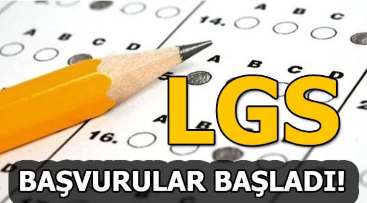 LGS başvuru kılavuzu! LGS başvurusu nasıl yapılır? İşte 2019 LGS tarihi