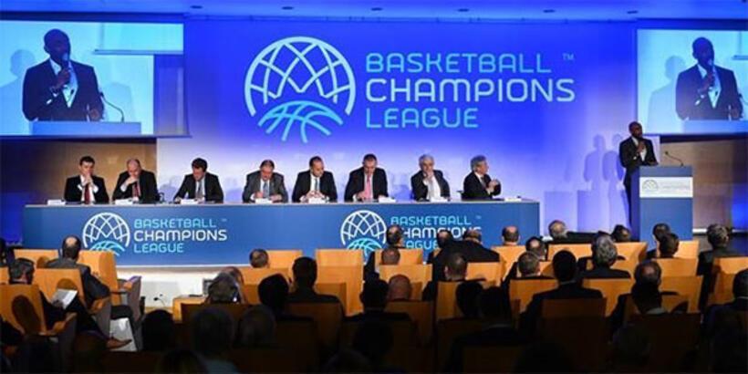 FIBA Şampiyonlar Ligi'nin Dörtlü Final'i Belçika'da