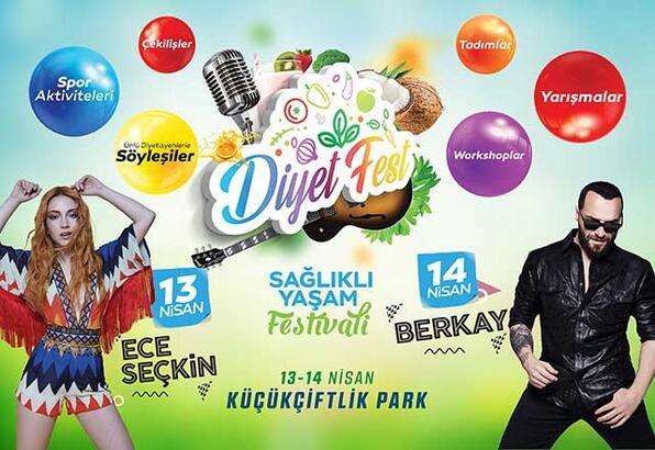 Diyet Fest'e sayılı günler kaldı