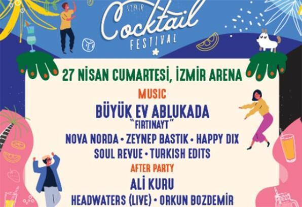 İzmir Cocktail Festival 2019