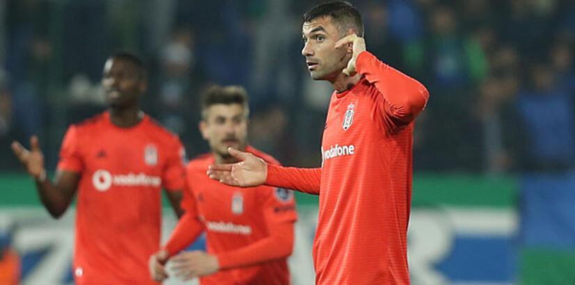 Çaykur Rizespor'dan Burak Yılmaz'a tepki...