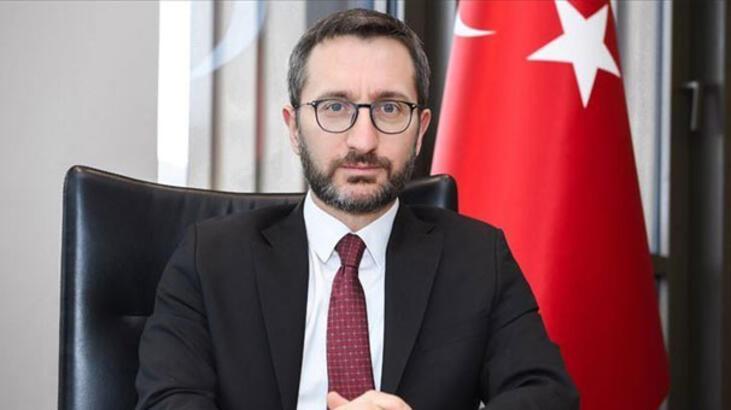 Cumhurbaşkanlığı İletişim Başkanı Altun'dan Polis Haftası mesajı