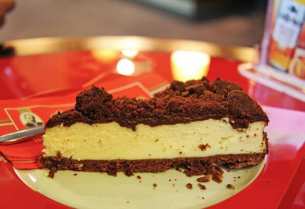 Türk kahveli cheesecake tarifi