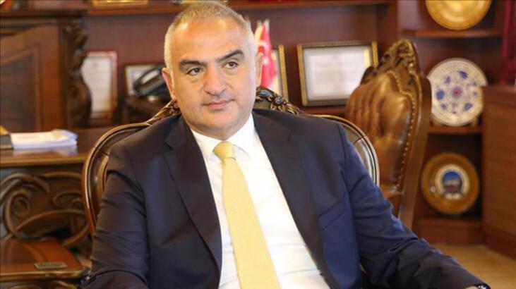 Bakan Ersoy: Türkiye, turizmde 2023 hedeflerine emin adımlarla ilerliyor