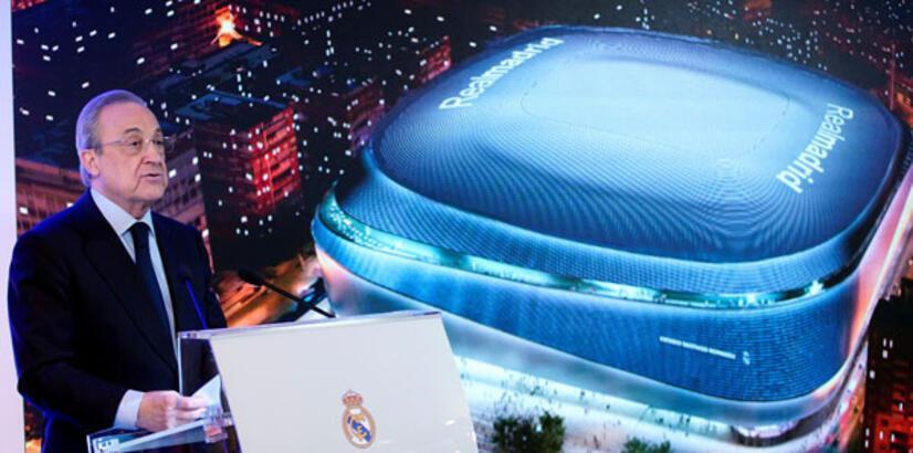 Real Madrid'den 575 milyon Euro