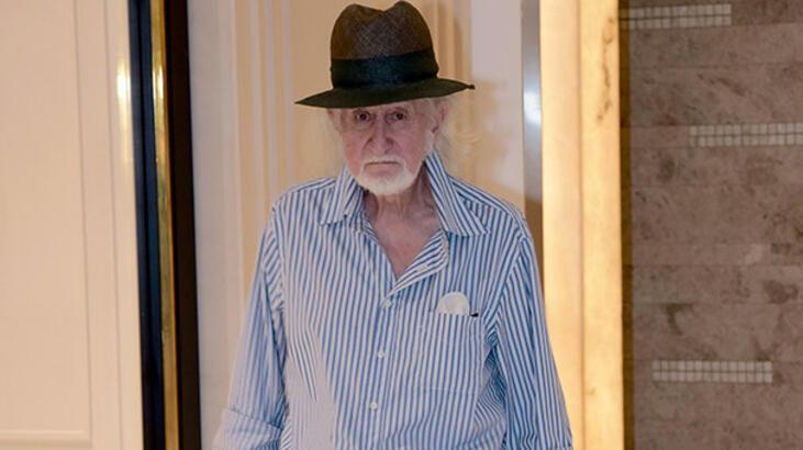 'Bay Şapka' Ertekin Dinçay hayatını kaybetti!