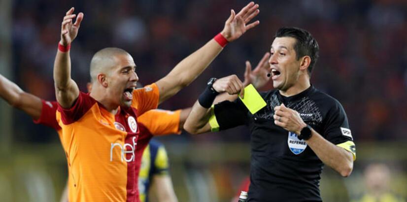 """Galatasaray'dan """"VAR"""" talebi!"""