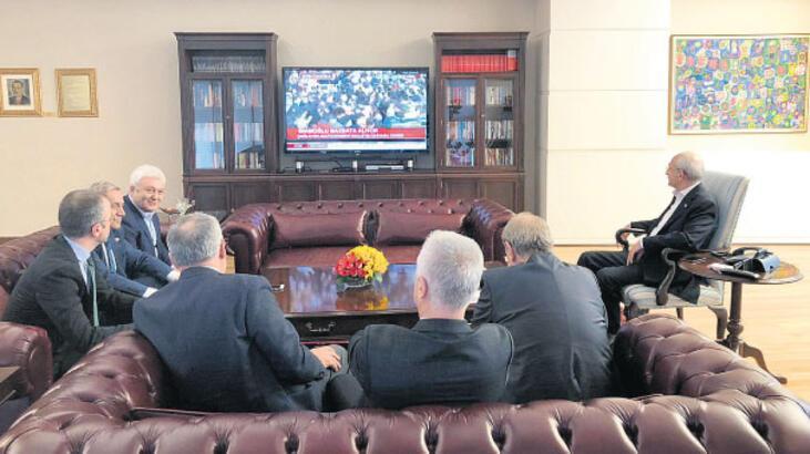 Kılıçdaroğlu böyle izledi: 'Milyonların başarısı'