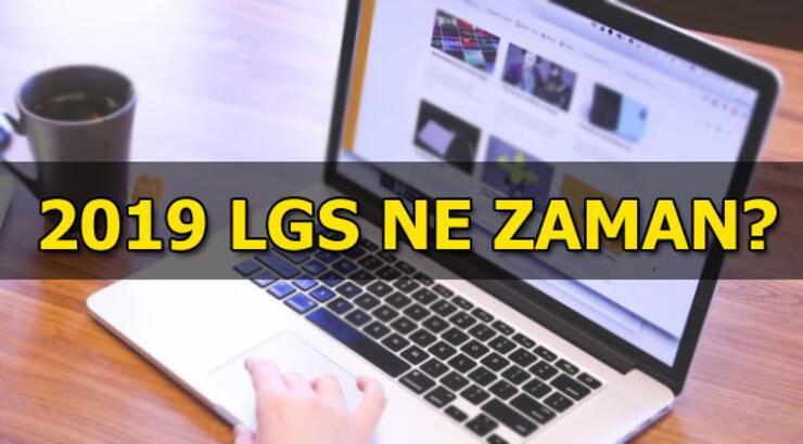 2019 LGS ne zaman yapılacak? MEB LGS sınav tarihi...