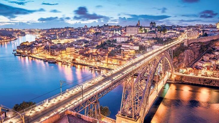 Tablo gibi şehir: Porto