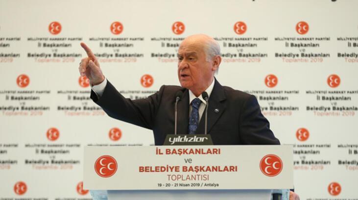 Son dakika... Bahçeli: İstanbul'da seçim tekrarı beka meselesidir