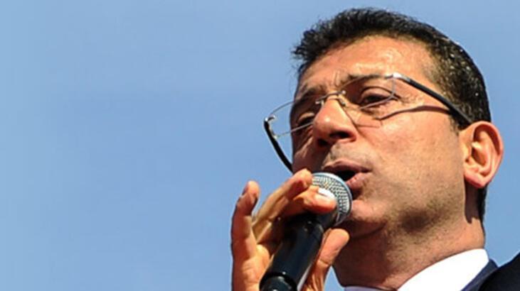 Ekrem İmamoğlu, İstanbul'da mitingde konuştu