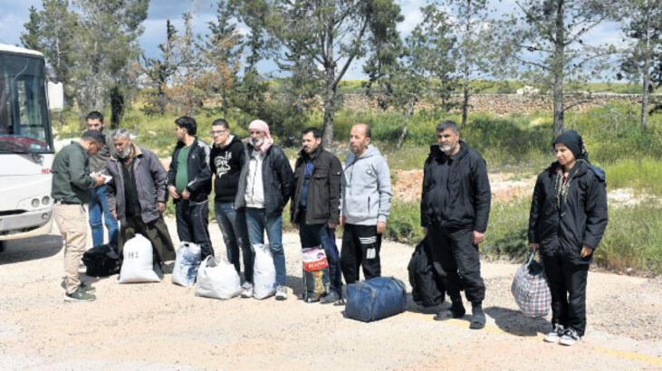 Suriye'de karşılıklı esir takası