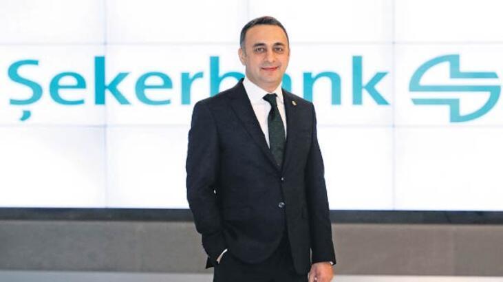 Şekerbank'ın genel müdürü Erdem oldu