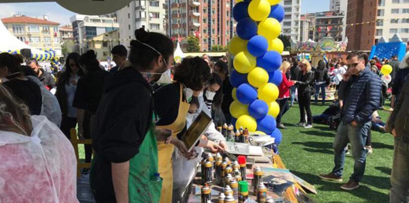 Fenerbahçe'den 23 Nisan Şenliği