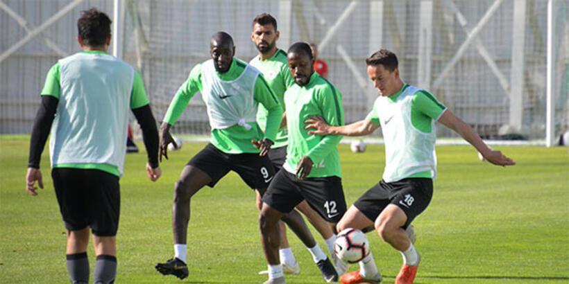 Atiker Konyaspor'da Galatasaray hazırlıklar başladı
