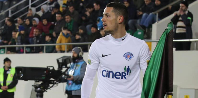 Hajradinovic, Süper Lig'de iz bırakmak istiyor