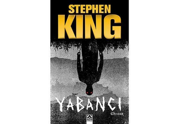 """Stephen King """"Yabancı"""" ile dönüyor"""