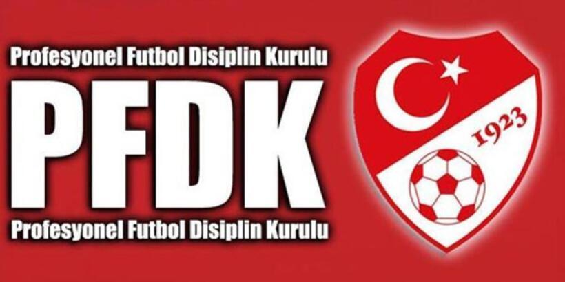 PFDK'dan 4 Süper Lig kulübüne ceza
