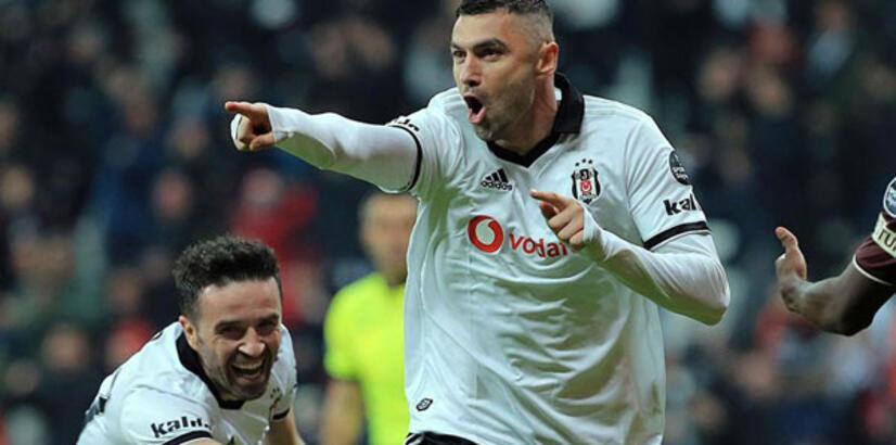 Derbi öncesi Beşiktaş'ta Burak Yılmaz alarmı!