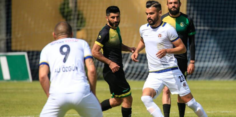 Suat Kaya'nın çalıştırdığı Menemen Belediyespor 1. Lig'de!
