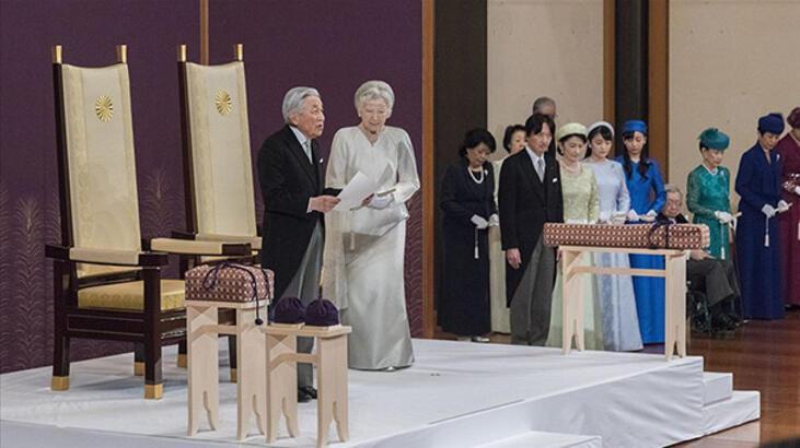 'İmparator Akihito gelenekleri yıkarak sıra dışılığını gösterdi'