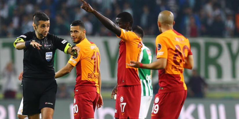 Galatasaray'da derbi primi 2 milyon TL