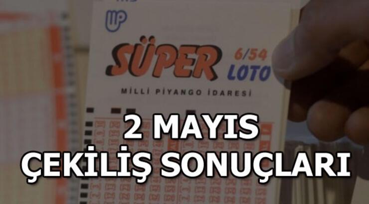 Süper Loto devretti! 2 Mayıs Süper Loto çekiliş sonuçları...