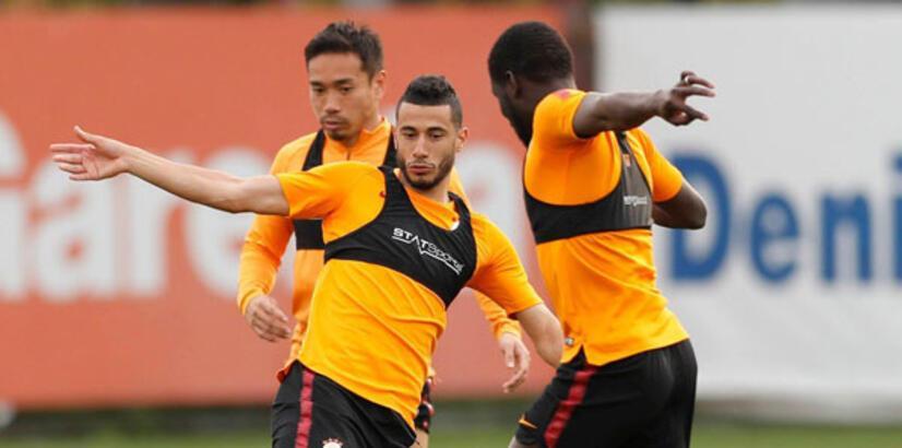 Galatasaray derbiye hazır