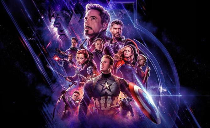 Avengers: Endgame Twitter'ı salladı!