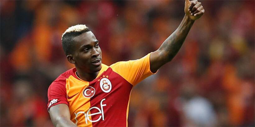 Onyekuru atıyor, Galatasaray kazanıyor