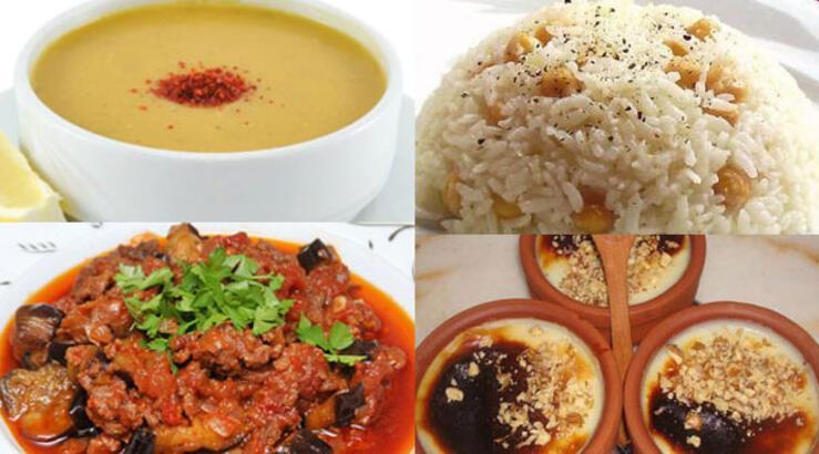 Bugün ne pişirsem? 9 Mayıs iftar menüsü