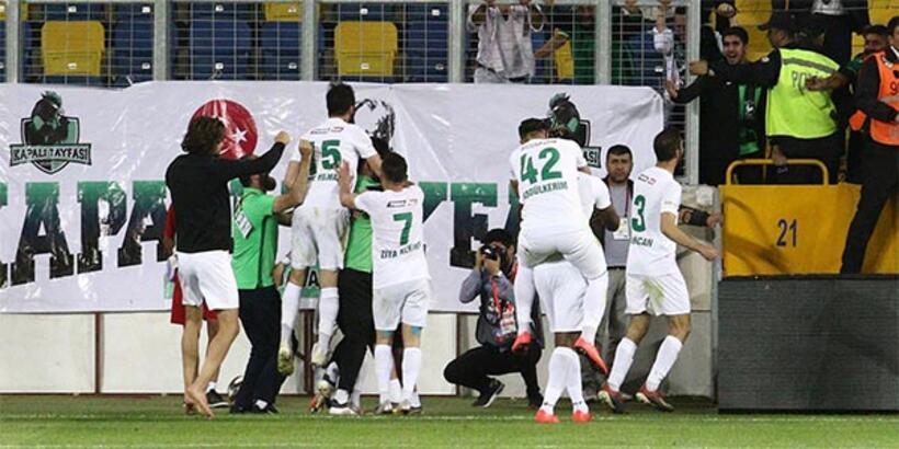"""Denizlispor, """"Süper Lig"""" demeye hazırlanıyor"""