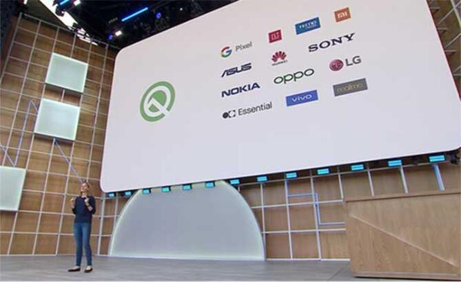 OPPO'dan Android Q'da Google ile ortaklık