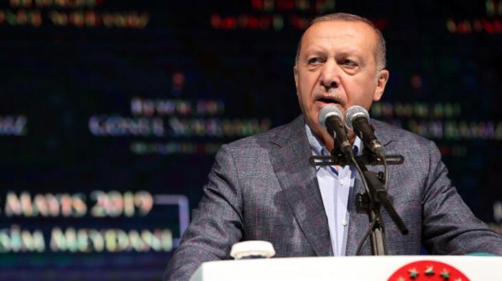 Cumhurbaşkanı Erdoğan'dan İstanbul mesajı: Milli iradeyi savunacağız