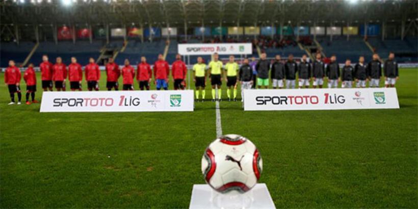 Spor Toto 1. Lig'de son haftanın programı açıklandı
