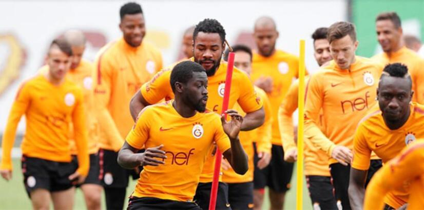 Galatasaray'ın Akhisarspor maç kadrosu açıklandı!
