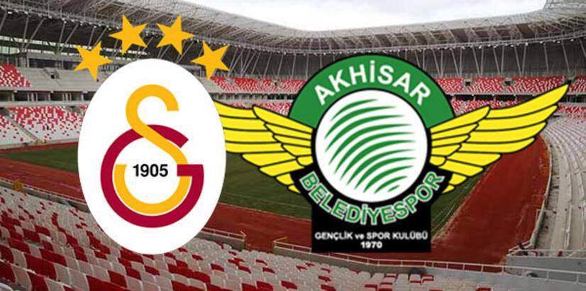 Galatasaray Akhisarspor maçı ne zaman, saat kaçta, hangi kanalda? 2019 Ziraat Türkiye Kupası