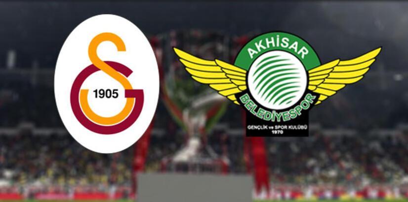 Ziraat Türkiye Kupası Galatasaray'ın: 1-3