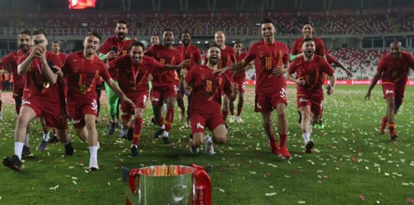 Galatasaray 18 milyon lirayı kasasına koydu