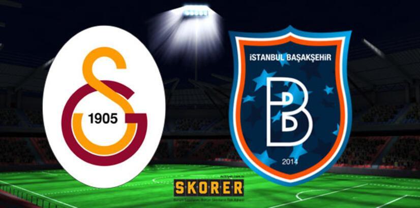 Galatasaray-Başakşehir maçı ne zaman saat kaçta hangi kanalda?