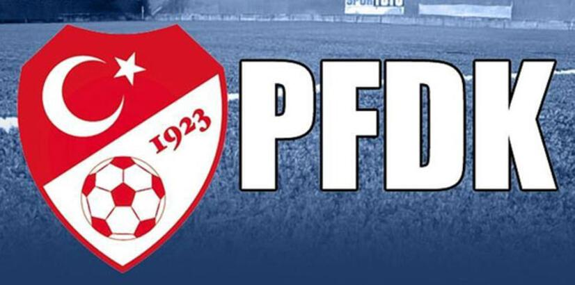 PFDK, kupa finali cezalarını açıkladı!