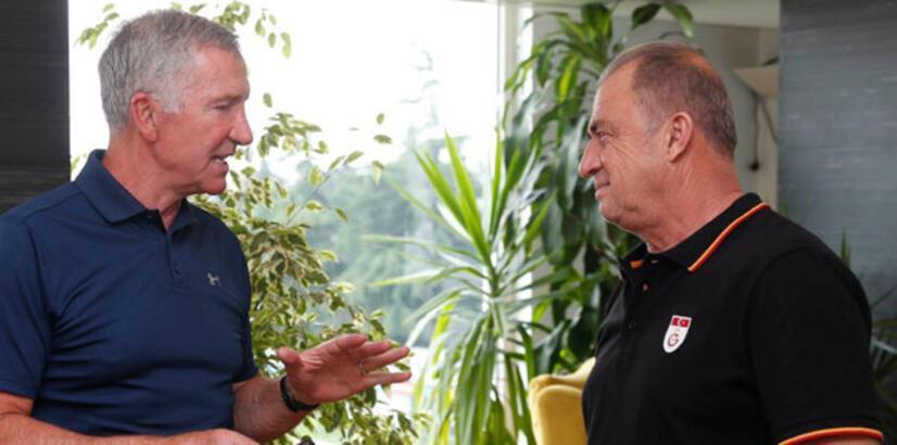 Galatasaray'da Souness sürprizi!